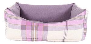 ZOLUX - sofa rose scott 50x37x18cm - Cesto Para Perros