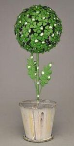 Demeure et Jardin - plante boule ronde - Árbol Artificial