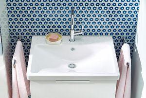BURGBAD - eqio - Mueble De Cuarto De Baño
