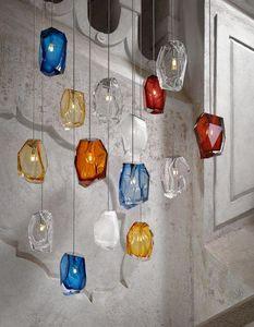 NOVALUCE - crystal rock - Lámpara Colgante