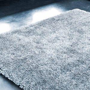 MAISONS DU MONDE - tapis polaire gris 200x30 - Alfombra Contemporánea