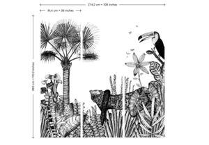Bien Fait - the wild - Papel Pintado