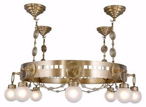 PATINAS - casablanca chandelier iii. - Araña