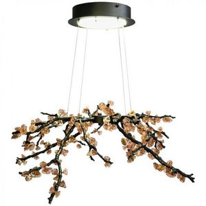 ALAN MIZRAHI LIGHTING - dv3953 almond - Araña