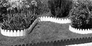 Grillage Koch -  - Borde De Jardín