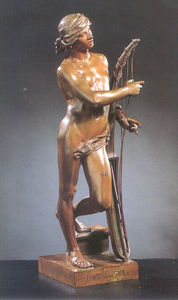 La TECA -  - Estatua