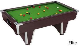 Academy Billiard - elite pool table - Billar Americano