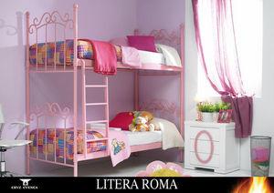 CRUZ CUENCA - cama litera roma - Cabecero Cama Niño