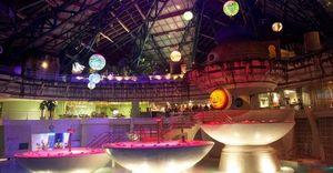 LUXIONA - eclairage decoratif - Decoración De Eventos
