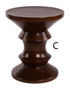 MATT BLATT - walnut stool - Taburete