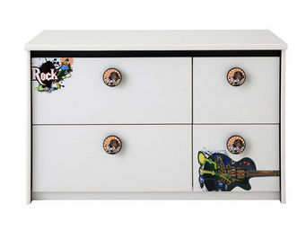 Miliboo - rock commode - Cómoda Para Niño