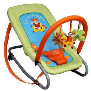 Katherine Roumanoff - transat bébé petit roi - Tumbona Hamaca Para Bebé