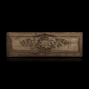 Expertissim - elément de boiserie en chêne - Panel Decorativo