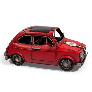 MAISONS DU MONDE - voiture italienne rouge - Coche Miniatura