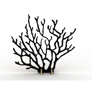 ESTAMPILLE 52 - arbre porte bijoux coralie bordeaux - Portajoyas