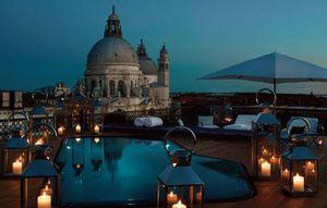 HOTEL GRITTI PALACE -  - Terraza Acondicionada