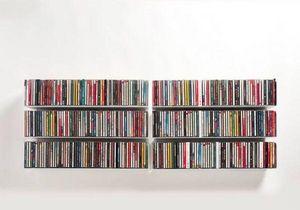 TEEBOOKS - lot de 6 - Mueble Cd