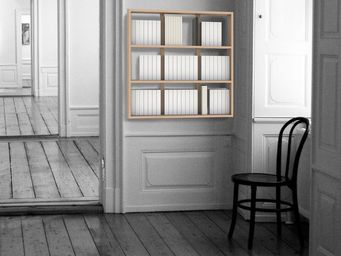 MALHERBE EDITION - etagère murale wall book - Biblioteca Modulable