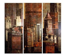 ULGADOR - manhattan village - Panel Decorativo