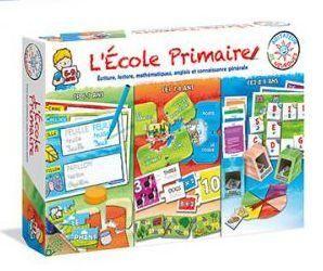 Clementoni France - ecole primaire - Juego De Sociedad
