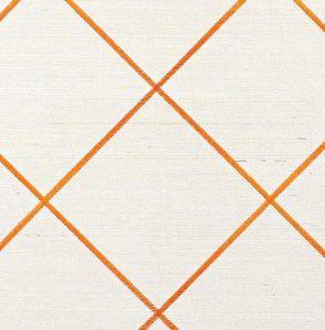 Phillip Jeffries - trellis embroidery - Tejido Para Pared