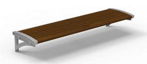 Maglin Site Furniture - mlb720bcl - Banco Urbano