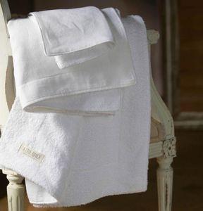 A CASA BIANCA - aosta bathroom towels - Servilleta De Mesa