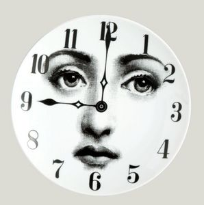 FORNASETTI -  - Reloj De Pared