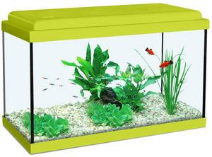 ZOLUX - aquarium enfant vert kiwi 18l - Acuario
