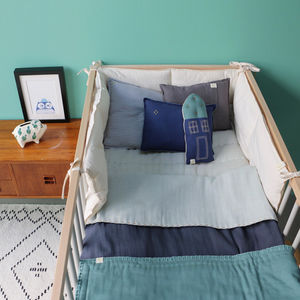 CAMOMILE LONDON - nursery bedding - Cojín Con Forma Original