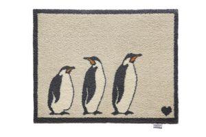 HUG RUG - tapis de salle de bain ultra-absorbant à motifs 65 - Alfombra De Baño