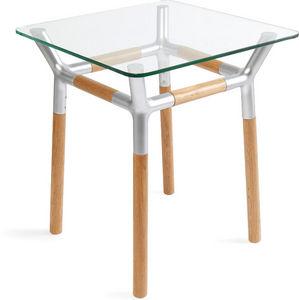 Umbra - table d'appoint konnect naturel - Mesa Auxiliar