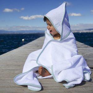 BAILET - cape de bain - ricochet - Toalla Para Bebé