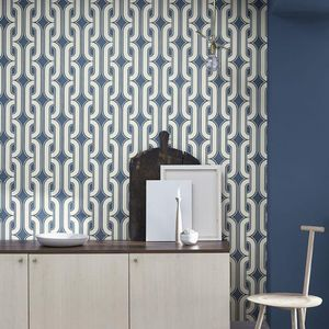 Little Greene - lavaliers - low wave - Papel Pintado