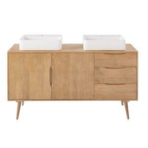 MAISONS DU MONDE -  - Mueble De Baño Dos Senos