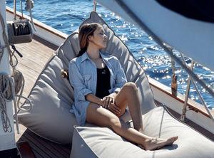 GANDIA BLASCO - sail - Pouf De Exterior