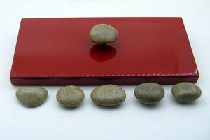 Galets Déco & Design -  - Botón De Mueble Y Armario