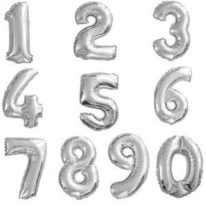 Jour  de Fête - ballon chiffre - Pelota Hinchables