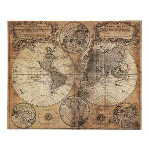 MAISONS DU MONDE - mappemonde 1419881 -