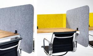 BUZZISPACE - desk split - Panel Para Oficina