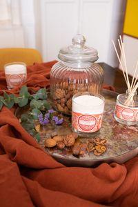 CONFIDENCES PROVENCE - fleur de safran - Vela Perfumada