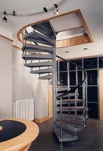 Safety Stairways -  - Escalera Helicoidal