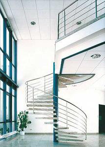 Spiral Construction -  - Escalera Helicoidal