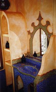 INTEMPORELLE MOSAIQUE / DECO -  - Mosaico