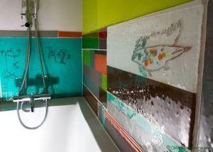 CELIX Infusing Art - carrelages enfants - Azulejos De Cristal