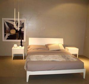 Santarossa - salone del mobile milano 2009 - Dormitorio