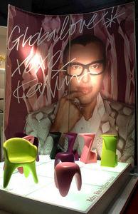 Xo Design - salone del mobile milano 2009 - Taburete
