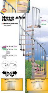 MINKA -  - Escalera Helicoidal