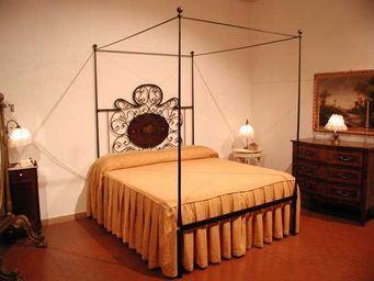 ART CANOssA DI LUCENTI CARLO -  - Cama De Matrimonio Con Baldaquín