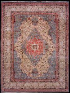 French Accents Rugs & Tapestries - keshan 602391 - Keshan